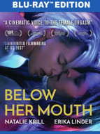 BELOW HER MOUTH BLURAY