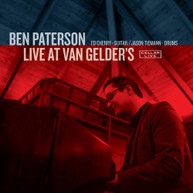 BEN PATERSON - LIVE AT VAN GELDER'S CD