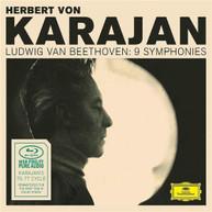 BERLINER PHILHARMONIKER, HERBERT VON KARAJAN - BEETHOVEN: THE SYMPHONIES (DOLBY ATMOS) * CD