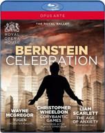 BERNSTEIN CELEBRATION BLURAY