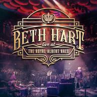 BETH HART - LIVE AT THE ROYAL ALBERT HALL CD