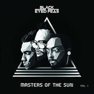 BLACK EYED PEAS - MASTERS OF THE SUN CD