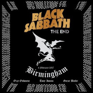 BLACK SABBATH - END CD.