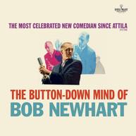 BOB NEWHART - BUTTON-DOWN MIND OF BOB NEWHART VINYL