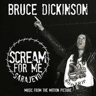 BRUCE DICKINSON - SCREAM FOR ME SARAJEVO VINYL