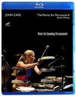 CAGE /  WHITING / OTTE - JOHN CAGE: WORKS FOR PERCUSSION VOL 4 BLURAY
