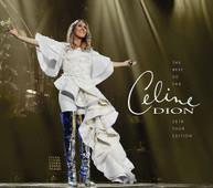 CELINE DION - BEST SO FAR: 2018 TOUR EDITION CD
