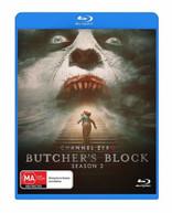 CHANNEL ZERO: BUTCHER'S BLOCK - SEASON 3 BLURAY
