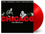 CHICAGO: THE 1997 MUSICAL LONDON CAST VINYL