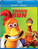 CHICKEN RUN BLURAY.