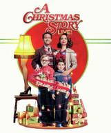 CHRISTMAS STORY LIVE (2017) BLURAY