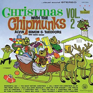 CHRISTMAS WITH THE CHIPMUNKS 2 / VARIOUS VINYL