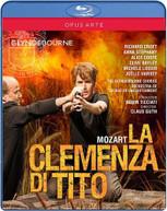 CLEMENZA DI TITO BLURAY