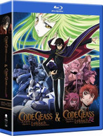 CODE GEASS: COMPLETE SERIES BLURAY