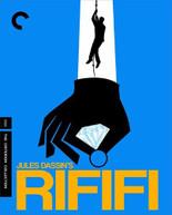 CRITERION COLLECTION: RIFIFI BLURAY