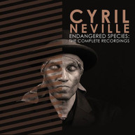 CYRIL NEVILLE - ENDANGERED SPECIES: THE COMPLETE RECORDINGS CD