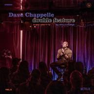 DAVE CHAPPELLE - DOUBLE FEATURE - EQUANIMITY / BIRD REVELATION VINYL