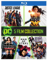 DC 5 -FILM COLLECTION BLURAY.