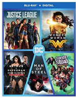 DC 5 -FILM COLLECTION BLURAY