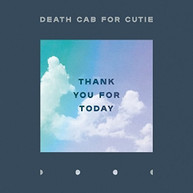DEATH CAB FOR CUTIE - THANK YOU FOR TODAY VINYL
