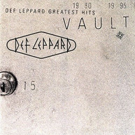DEF LEPPARD - VAULT: DEF LEPPARD GREATEST HITS (1980-1995) VINYL