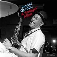 DEXTER GORDON - SWINGIN AFFAIR VINYL