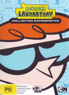DEXTER'S LABORATORY COLLECTED EXPERIMENTS (1996)  [DVD]
