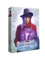 DOCTOR WHO: TOM BAKER COMPLETE FIRST SEASON BLURAY