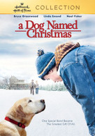 DOG NAMED CHRISTMAS DVD