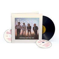 DOORS - WAITING FOR THE SUN (50TH) (ANNIVERSARY) (DELUXE) CD