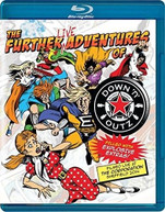 DOWN N OUTZ - FURTHER LIVE ADVENTURES OF BLURAY