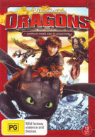 DRAGONS: COMPLETE MOVIE AND TV COLLECTION (HOW TO TRAIN YOUR DRAGON 1 & 2 [DVD]