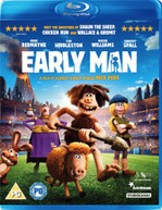 EARLY MAN BLU-RAY [UK] BLU-RAY