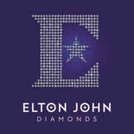 ELTON JOHN - DIAMONDS CD.