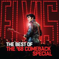 ELVIS PRESLEY - BEST OF THE 68 COMEBACK SPECIAL CD