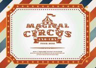 EXO -CBX - MAGICAL CIRCUS TOUR 2018 BLURAY.