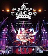 EXO -CBX - MAGICAL CIRCUS TOUR 2018 BLURAY