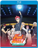 FOOD WARS: SECOND PLATE BLURAY