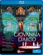 GIOVANNA D'ARCO BLURAY