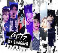 GOT7 - MY SWAGGER 2017 IN YOYOGI ARENA BLURAY