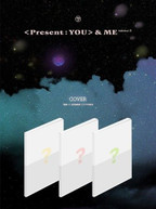 GOT7 - VOL 3 REPACKAGE ALBUM: PRESENT YOU & ME EDITION CD