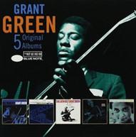 GRANT GREEN - 5 ORIGINAL ALBUMS CD