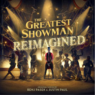 GREATEST SHOWMAN: REIMAGINED / ORIGINAL MOTION CD