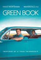 GREEN BOOK DVD