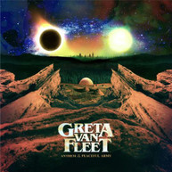 GRETA VAN FLEET - ANTHEM OF THE PEACEFUL ARMY * CD