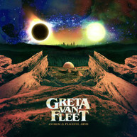 GRETA VAN FLEET - ANTHEM OF THE PEACEFUL ARMY VINYL