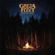 GRETA VAN FLEET - FROM THE FIRES * CD