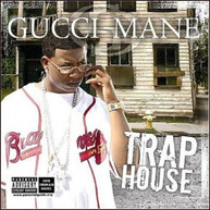 GUCCI MANE - TRAP HOUSE VINYL
