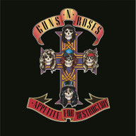 GUNS N' ROSES - APPETITE FOR DESTRUCTION * CD