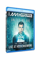HARDWELL - UNITED WE ARE: FINAL SHOW LIVE AT HOCKENHEIMRING BLURAY